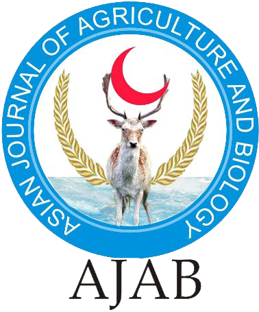 Asian Journal of Agriculture and Biology